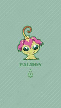 Palmon chibi. Sinceridade. Digimon Adventure Tri.