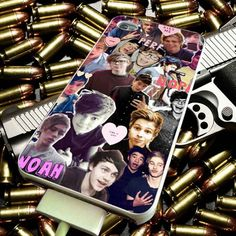 5 Seconds Of Summer Collage art for iPhone, iPod, Samsung Galaxy, HTC One, Nexus ***