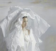 Zeng Chuanxing 曾传兴  and the paper brides
