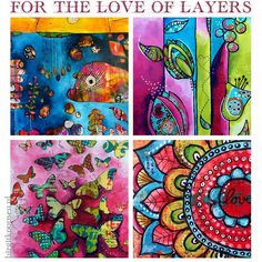 For the love of layers workshop