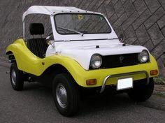 DAIHATSU / Fellow Buggy / 1970