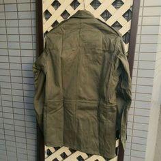 1968年【NEWOLD】FRANCE MILITARY 『SATIN300』JACKET デッドストック M64  フランス軍 サテン300 ジャケット Men Fashion, Military Jacket, France, Coat, Moda Masculina, Man Fashion, Field Jacket, Sewing Coat, Mens Fashion