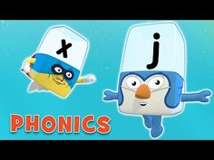 Phonics - ABC Adventures | Learn to Read with the Alphablocks - YouTube Easy Spells, Hard Words, Phonics Sounds, Helping Children, Simple Words, Learn To Read, Kids Learning, Spelling, Songs