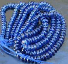 16 InchGorgeous Quality AAA BLUE KYANITE Micro by Raregemstone, $99.99