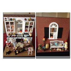 Mary Engelbreit dollhouse miniature