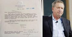 Secret Letter From Clinton TO Kasich Just Got LEAKED!!