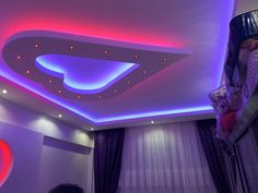 The best 50 gypsum board ceiling and false ceiling designs for all rooms 2019 - Ceiling design Gypsum Design, Gypsum Ceiling Design, House Ceiling Design, Ceiling Design Living Room, Bedroom False Ceiling Design, False Ceiling Living Room, Ceiling Light Design, Ceiling Art, Latest False Ceiling Designs