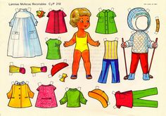 Coleccion Mary Nieves Paper Dolls.This From Pitaove2 - MaryAnn - Álbumes web de Picasa