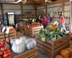 Harman's Farm Market. Harford County, Md