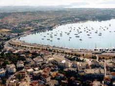Porto Heli Port View Paris Skyline, Studios, Travel, Porto, Viajes, Traveling, Trips, Tourism