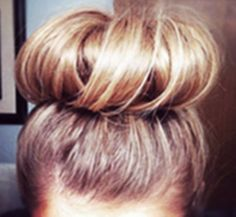Extremely Easy Sock Bun-Pack of Two