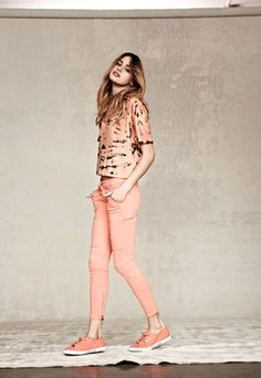 Elizabeth and James, Textile.  <3 the sherbet jeans.