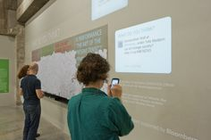 Diving into the Museum's Social Media Stream. Analysis of the Visitor Experience in 140 Characters. TATE THE TANKS