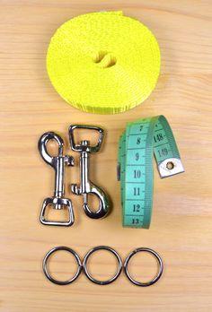 3fach verstellbare Leine für Hunde einfach Selbernähen