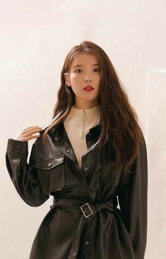 Iu Fashion, Fashion Outfits, Korean Celebrities, Celebs, Asian Girl, Korean Girl, Chica Cool, Beautiful Girl Image, Korean Actresses