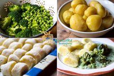 Kuchařka ze Svatojánu: ZELENÁ OMÁČKA S BRAMBOROVÝMI ŠPALÍČKY Broccoli, Cantaloupe, Fruit, Vegetables, Fitness, Food, Meal, The Fruit, Essen