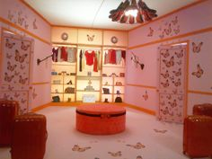 Dressing Room, Fashion, Glamor, Pink, Styled by Niyoti