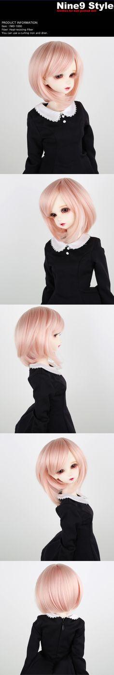 "1//4 BJD Black Chiffon shirt Top Outfits For  1//4 17/"" 44CM MSD DK DZ AOD Doll"