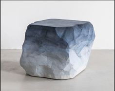 New Sand & Cement Furniture by Fernando Mastrangelo Table Furniture, Furniture Design, Mint Color Palettes, Grand Canyon, Coffe Table, Petrified Wood, Blue Tones, Contemporary Furniture, Unusual Furniture