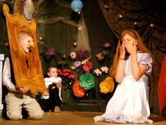 disneys alice in wonderland jr play costumes