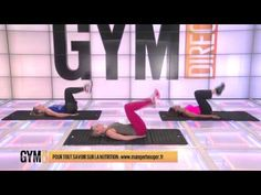 Renforcement musculaire 93 : Cuisses, Abdos, Fessiers - YouTube