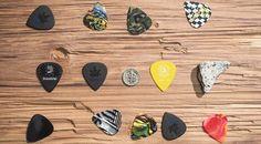 "Pick your pick! – t.blog Find your ""Pick of Destiny"". :-) #gear #guitar #guitarist #electricguitar #eguitar #destiny #plek #pick"