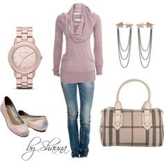 """""""pretty in pale purple"""" by shauna-rogers on Polyvore"""