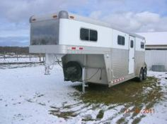 1000+ images about Trailers!! on Pinterest | Horse ...