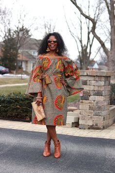 African Print Dresses, African Print Fashion, African Fashion Dresses, African Wear, African Dress, African Outfits, African Style, African Image, Ankara Clothing