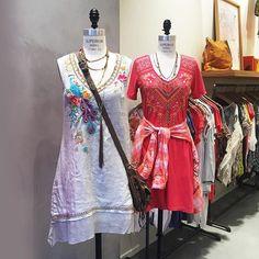 Finally summer  @johnnywasclothing #firstdayofsummer #summersolstice#summer #ootd #tunic #summerdress #dress #floralprint #embroidery #johnnywasclothing #johnnywas @pixxyapp