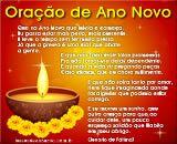 Oração de Ano Novo - Oração do Reveillon