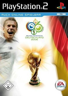 FIFA World Cup 2006 Covers PS2 GameCube Xbox 063 Xbox PC Gameavcl Xbox Pc, Playstation 2, Cursed Child Book, Fifa World Cup, Sport, Cover, Consoles, Videogames, Retro Games