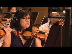 Frozen: Behind the Scenes of Recording the Music Score - YouTube