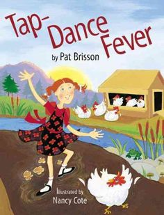 """Tap-Dance Fever"" by Pat Brisson"