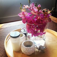 The first Coffee Table Flowers, Vase, Table Decorations, Instagram, Home Decor, Interior Design, Vases, Home Interior Design, Dinner Table Decorations