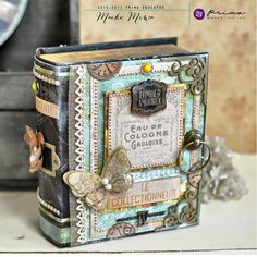 Healthy living at home sacramento california jobs opportunities Mini Scrapbook Albums, Scrapbook Pages, Mixed Media Boxes, Round Robin, Paper Crafts Magazine, Mini Albums Scrap, Mini Album Tutorial, Book Journal, Journals