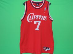 LamarOdom  NBA  Basketball  Jersey  LosAngeles  Clippers  Large  Red   FREEShipping fc38a3bb0