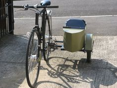 Picture of Build a Bicycle Sidecar