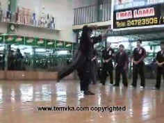 Temv-K'a, Grand Master Mario Villanueva (Gimnasios Lima Lama Guatemala) - YouTube