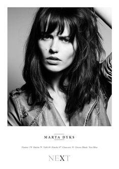 Short Haircuts Ideas : Marta Dyks. Gorgeous hair. #Short https://inwomens.com/2018/02/03/short-haircuts-ideas-marta-dyks-gorgeous-hair/