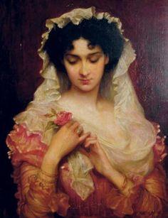 Gazing Beauty by French Painter Emile Vernon 1872 - 1919 http://www.liveinternet.ru/users/lkormacheva/post127434501/