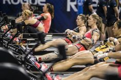 The Triple 3: CrossFit Games 2014 Friday Morning Individual Event - WODLounge