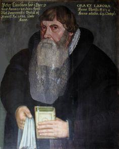 Peder Claussen Friis, sogneprest