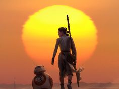 awesome Star wars the force awakens daisy ridley-206