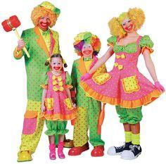 Pokey Dot Clowns