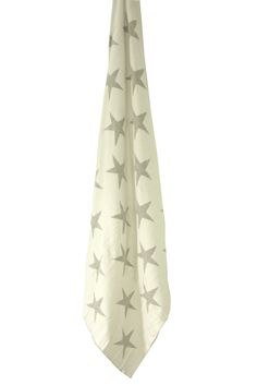 Stars Baby Blanket NZ $49, a unisex basic - essential for any kiddie! Perfectly warm, breathable & [attention Mum's] machine washable.