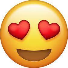 Resultado De Imagen Para Emoji Enamorado Emoticones De Whatsapp