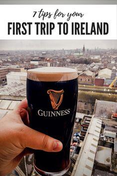 first trip to Ireland - pinterest