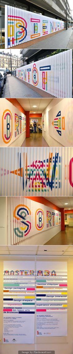 Comunicação visual é sempre importante e as vezes pode ser bem criativa como mostram as fotos!