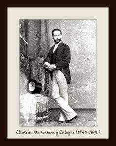 Eleuterio Maisonnave y Cutayar Alicante, Abraham Lincoln